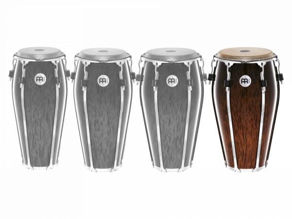 "MEINL Percussion Floatune Serie Tumba - 13"" Brown Burl (FL13BB)"