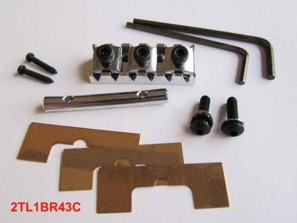 IBANEZ top lock locking nut 43mm - for JEM7D chrome (2TL1BR43C)