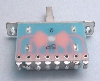 IBANEZ 5-way-switch - for GIO/SA Models (3PS1L5)