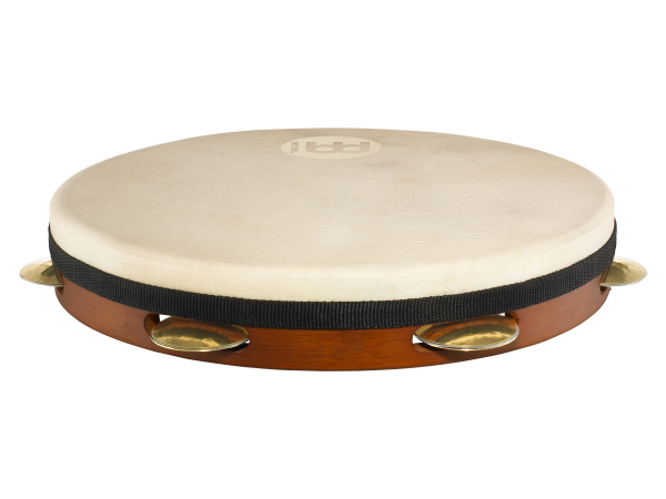 "MEINL Percussion Shell-Tuned Pandeiro - 12"" (PA12AB-M)"