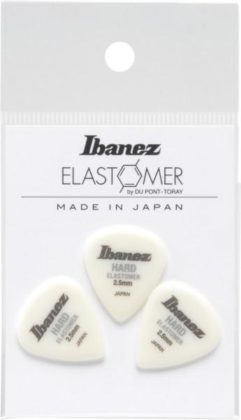 IBANEZ Elastomer Picks 3 pcs set - Hard (BELJ1HD25)