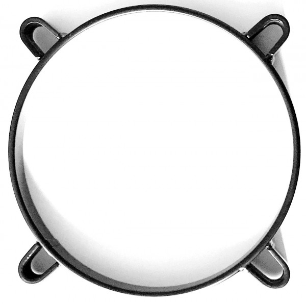 """MEINL Percussion ring for MB150 (bottom) - 7"""" black (RING-15)"""