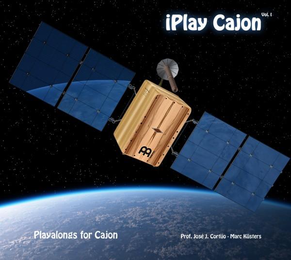 CD iPlay Cajon Vol. I - José J. Cortijo (CD-IPLAYCAJON)
