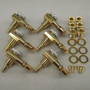 IBANEZ Machinehead set 6R - gold (MB1018)