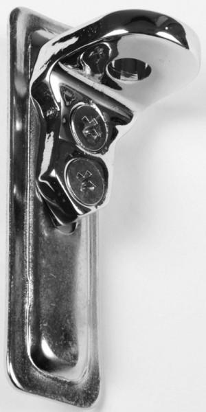 MEINL Percussion Spannböckchen chrom (kleine Ausführung) - für Luis Conte/Artist- und Professional Series Timbales (BRACKET-11)