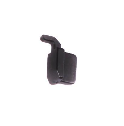 Ibanez string holder block in black for ZR Tremolo - 1 piece (2TRX5BA015-PC)