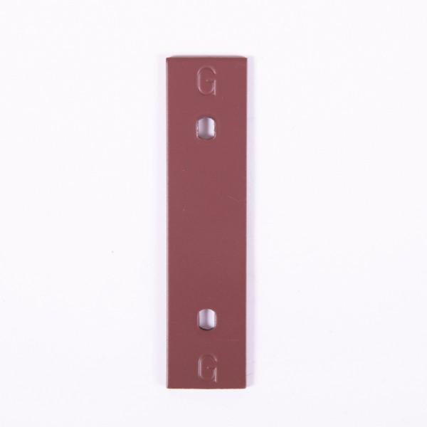 "Nino Klangplatte ""G3"" in braun für NINO902 Glockenspiel (NI-SPARE-16)"
