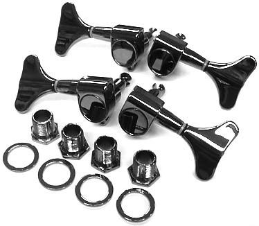 IBANEZ Mechanikensatz Die-Cast - 4er Satz für BTB Series Cosmo Black (2MH27C0001)