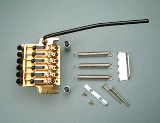 IBANEZ Tremolo Edge Pro - linkshänder gold (2EL1J11LG)