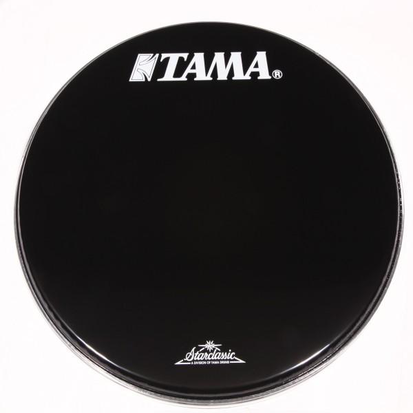 """TAMA Bassdrum 18"""" Frontfell Schwarz für Starclassic Serie (BK18BMTT)"""