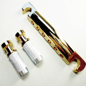 IBANEZ Tailpiece JSM100 - gold (2TP08AA001)