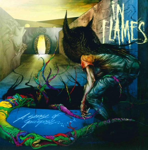 CD In Flames - A Sense Of Purpose (CD52)