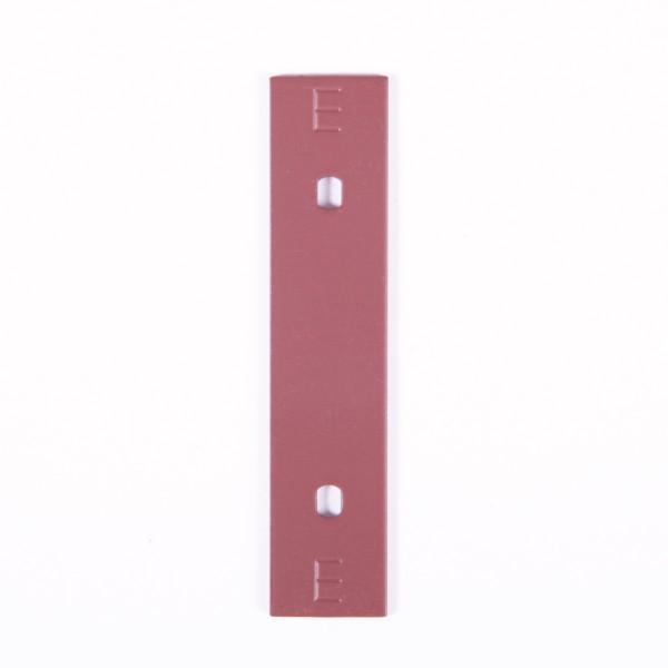 "Nino Klangplatte ""E3"" in braun für NINO902 Glockenspiel (NI-SPARE-13)"