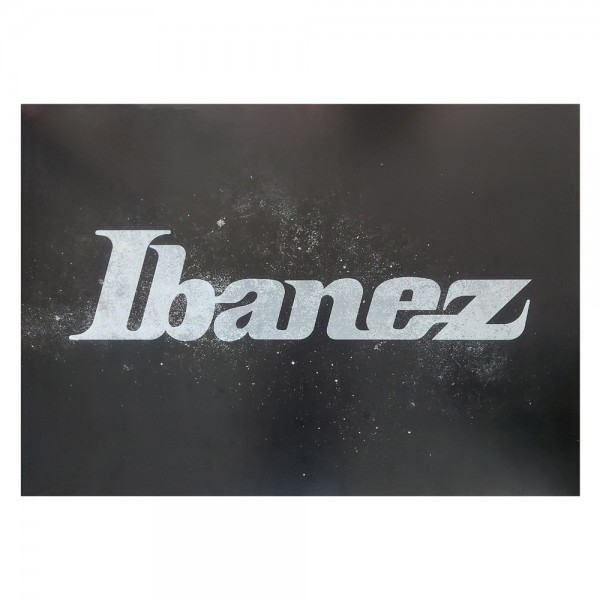 Ibanez Poster (POSTER-IBLOGO)