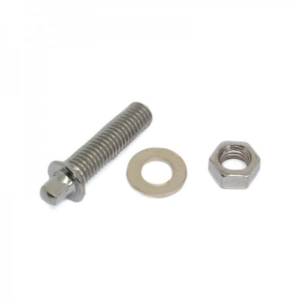 TAMA SQUARE HEAD BOLT NUT AND WASHER ASSEMBLY (MSS830W)