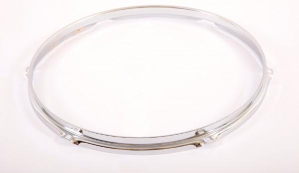 "Tama hoop 14"" triple flanged in chrome - 6 hole (MFH14-6)"