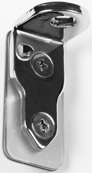 MEINL Percussion Bracket complete chrome - for Marathon Series Timbales (BRACKET-25)