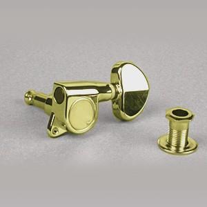 IBANEZ Mechanikensatz - 3x links / 3x rechts gold (2MH4LA0009)