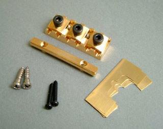 IBANEZ Klemmsattel 6 String 43mm - gold (2TL1X43G)
