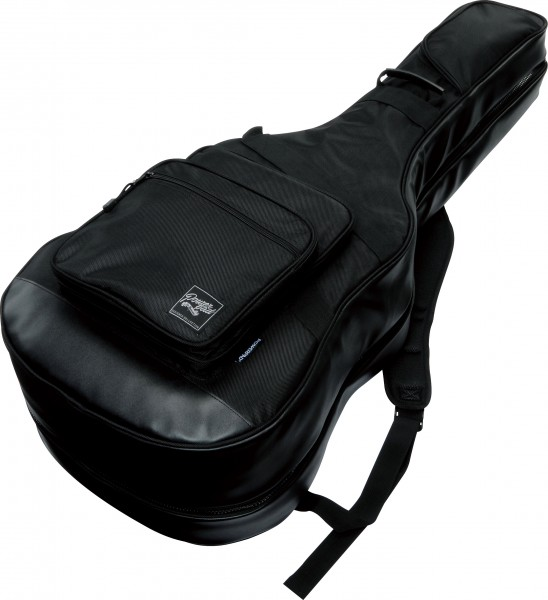 IBANEZ POWERPAD® E-/A-Gitarren Doppel-Gigbag Designer Collection - Black (IGAB2540-BK)