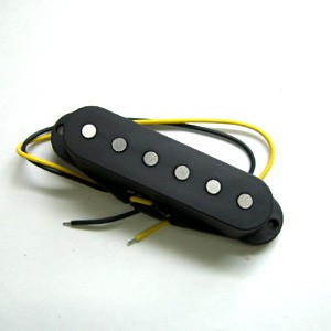 IBANEZ Pickup ST2 04 Single-Coil Mitte - schwarz für S Serie (3PU3PA0006)