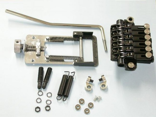 IBANEZ Tremolo ZR Zero Point System II - chrome (2ZRT1RNB2)