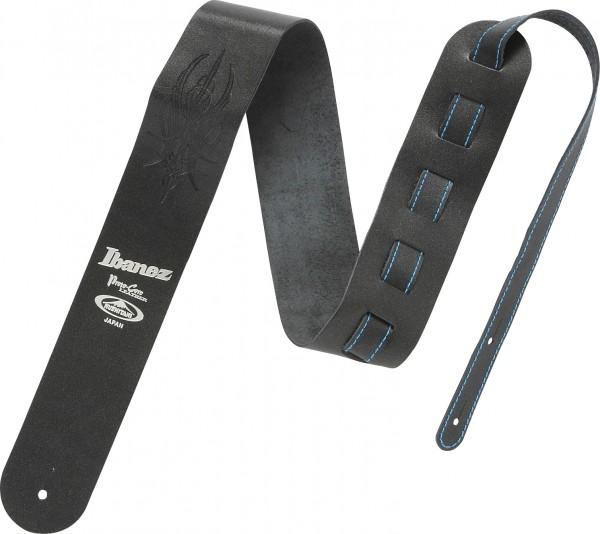 IBANEZ Prestige Leather Strap - Black Pearl (GSL6060KP-BP)