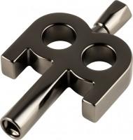 MEINL Stick & Brush Kinetic Key - Nickel Plated Black (SB501)
