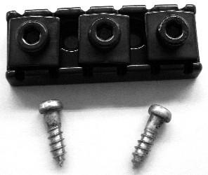IBANEZ locking nut 43mm barless type - black for selected SIGNATURE/RG/X models (2LN3YAA001)