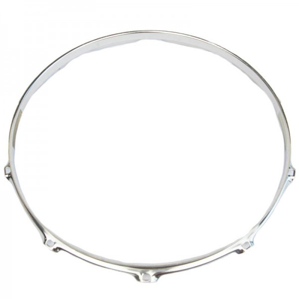 """TAMA Triple Flanged Hoop (for Snare bottom side) 14"""" 10 hole (MFH14S-10)"""