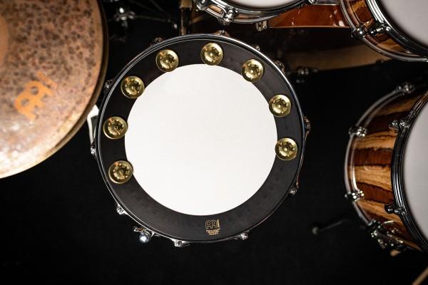 """MEINL Percussion Backbeat Pro Tamburin - 14"""" (35,56 cm) (BBP14)"""