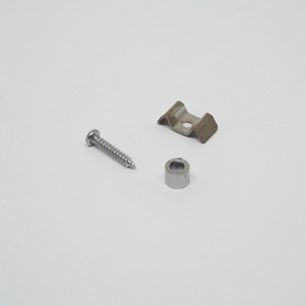IBANEZ String Retainer 4mm Heigh, Chrome (2SGD006-CH)