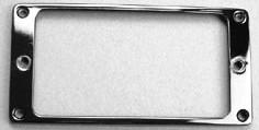 IBANEZ Tonabnehmerrahmen - cosmo black für JS/PGM/RG/S Modelle (4MR1J212K)