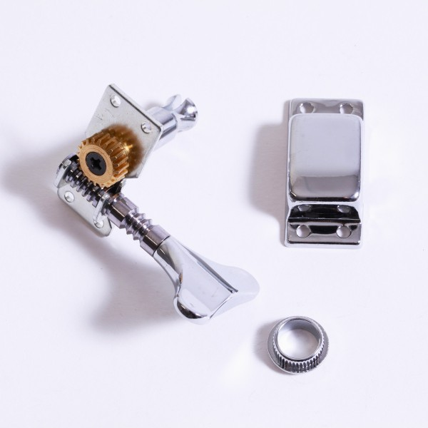 Single tuning machine, right chrome for GSR100 Ibanez (2MH1CB122C-R)