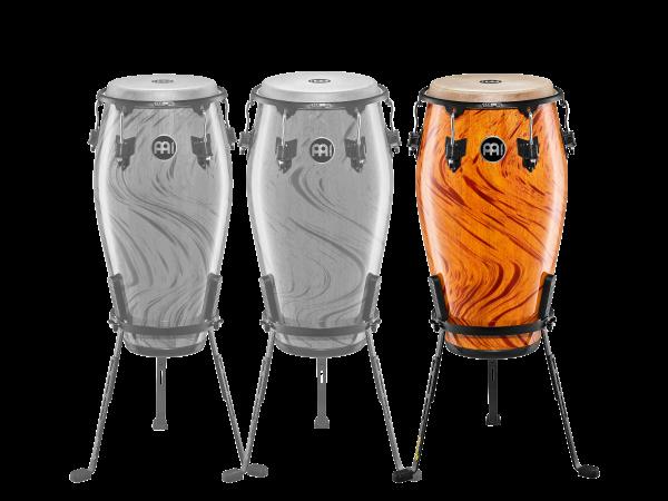 """MEINL Percussion Marathon Designer Serie - 12 1/2"""" Tumba Amber Flame (MCC1212AF)"""