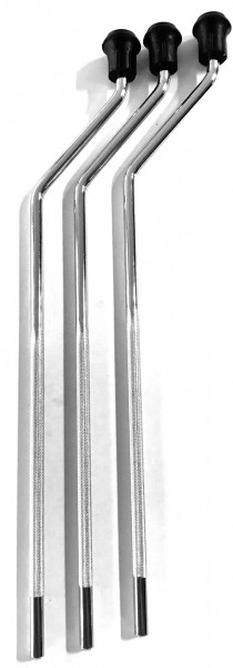 MEINL Percussion - legs for Surdo SU16/SU18, set of 3 w/o drum lug (STAND-39)