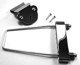 IBANEZ tailpiece - chrome for AF55/AKJ85/AKJ95 (2TP12A0008)