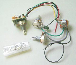 IBANEZ Phat EQ set for GSR200L/SR300DXL (3EQ1PH1L)