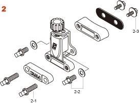 TAMA Snare Butt - (STARCLASSIC) (MUS80B)