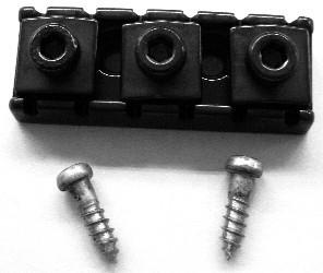 IBANEZ locking nut 43mm barless type - for lefty models RG350DXZL/RG370DXL/RG370DXZL (2LN3YAA002)