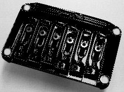 IBANEZ bridge Tight-End - cosmo black (2GBX5AA003)
