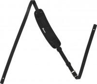 IBANEZ Vintage guitar strap - Black (GSRN50-BK)