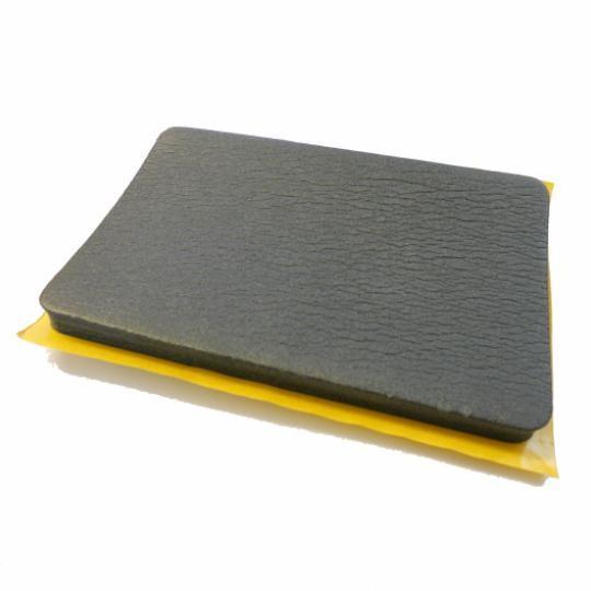 HARDCASE Rubber Foam Pad - 150x100 mm (P1086)
