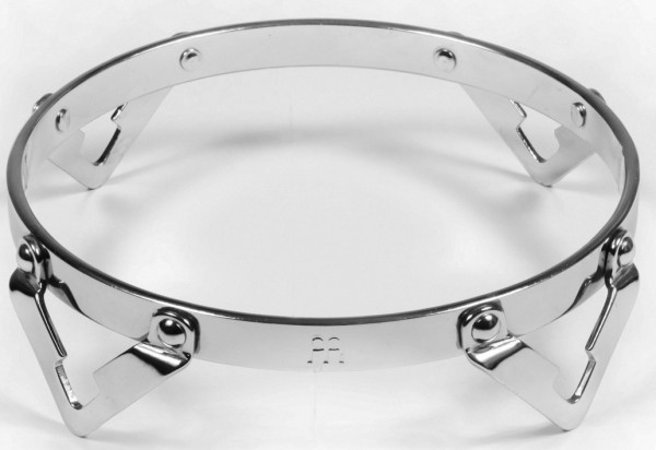"MEINL Percussion TTR rim for CS WBO500/WBO500 - 9"" chrome (TTR-07)"