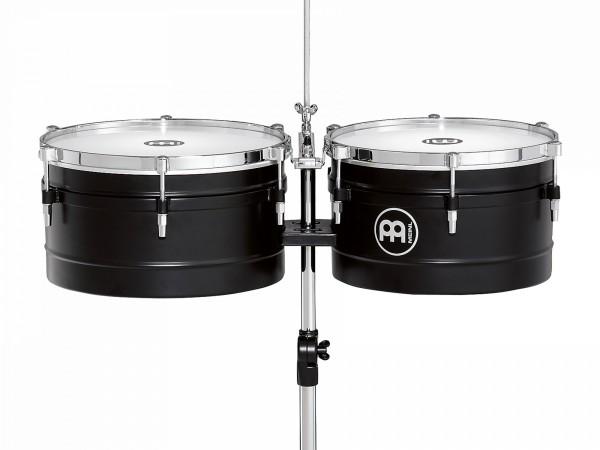"MEINL Percussion Floatune Timbales - 14"" schwarz (TI1BK)"