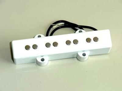 IBANEZ Tonabnehmer J Neck single coil bridge pickup offen - für JTKB300 weiß (3PU27C0023)