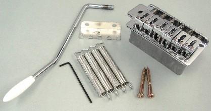 IBANEZ Standard tremolo unit (6 pivots) - for GRX40 (2ST1C161C)
