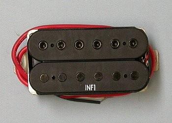 IBANEZ Neck Pickup Infinity 1 - schwarz für RG/RGT/S (3PU1C3034R)