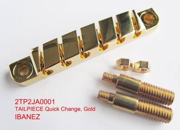 IBANEZ Saitenhalter Quick Change - gold (2TP2JA0001)