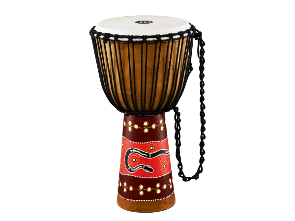 MEINL Percussion Headliner Rope Tuned Python Series Djembe - Extra Large (HDJ5-XL)